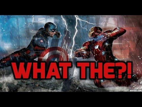 Marvel's Captain America: Civil War Script Leaked?