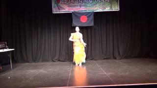 Ma go Vabna Keno dance by Anomita