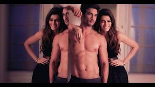 Making of Sushant Singh Rajput and Kriti Sanon's hot and sexy Filmfare photoshoot