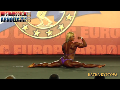 KATKA KYPTOVA Arnoild Classic 2012 Madrid