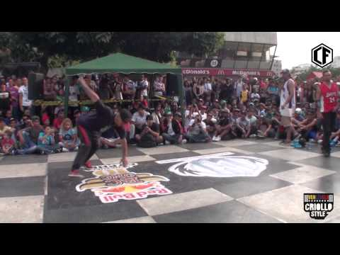 World Power Moves Series Venezuela / 8vos de final Kaos vs Link