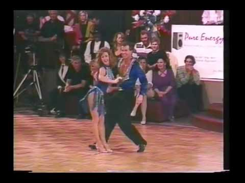"One of my all-time favorite WCS routines! ""Up the Lazy River"" was performed numerous times, as it was a crowd favorite, over the following years, including t..."
