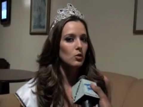 Miss Nicaragua Adriana Dorn Interview