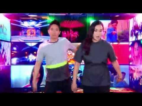 SBS PopAsia's Jamaica dela Cruz & Andy Trieu - DANCE OFF!