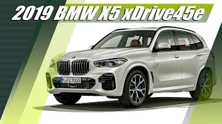 2019 BMW X5 xDrive45e iPerformance Specs & Features Overview