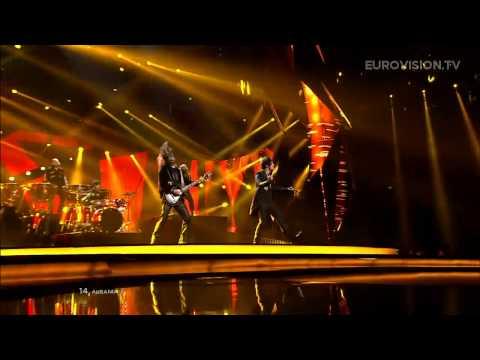 Adrian Lulgjuraj & Bledar Sejko - Identitet (Albania) - LIVE - 2013 Semi-Final (2)