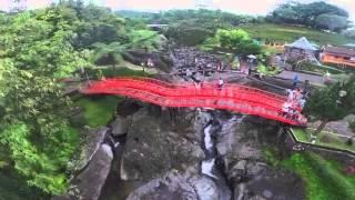 Download Lagu Lokasi Obyek Wisata Baturaden Purwokerto dari Langit Gratis STAFABAND