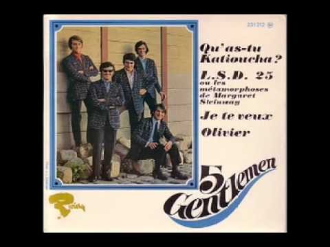 Les 5 Gentlemen -01- Quas-tu Katioucha