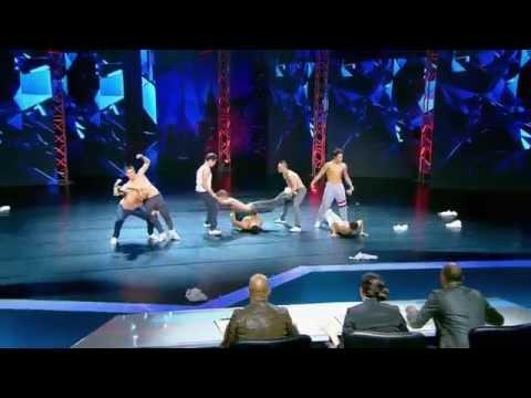 Танцы на ТНТ (Джиган - #НадоПодкачаться)
