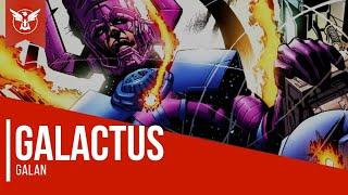 Asal-Usul dan Kekuatan Galactus (Galan): Makhluk Kosmik Pemakan Planet