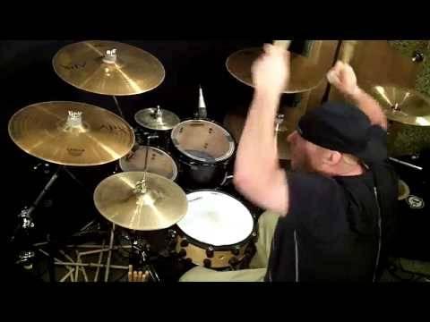 MUSE - Hysteria [Drum Cover] Dean Minerva