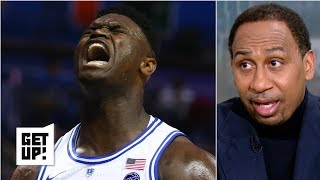Zion Williamson 'literally has instilled fear in his opponents' - Stephen A. | Get Up!
