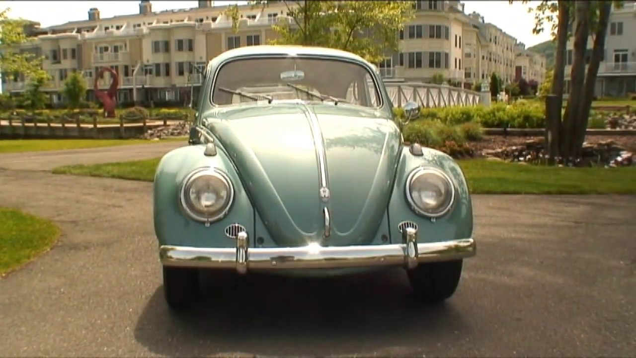 classic 1960 vw volkswagen beetle bug sedan on auction type 1 youtube. Black Bedroom Furniture Sets. Home Design Ideas