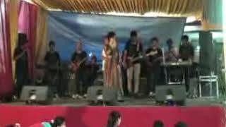 N25 feat Rika Rafika milang bentang