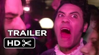 What We Do in the Shadows Official Trailer 2 (2014) - Vampire Mocumentary HD