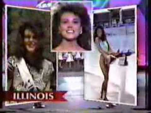 Miss Teen USA 1989- Delegates' Introductions Part 2