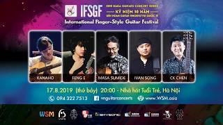 (Teaser) International Finger-Style Guitar Festival 2019 - Vietnam