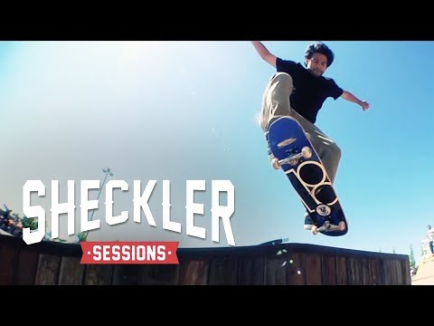 Sheckler Sessions - Zumiez Couch Tour w/ Plan B - Episode 1