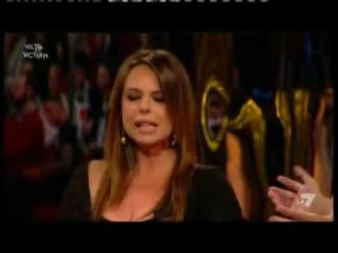 GIULIO ANDREOTTI: Paola Perego racconta il malore in diretta