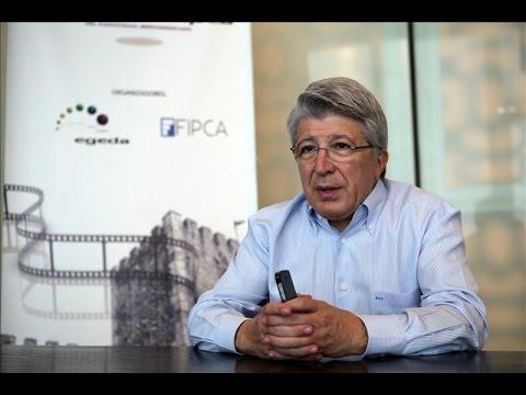 Enrique Cerezo también se reunió con los comisarios por el caso del ático de Ignacio González