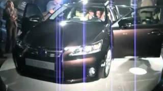 Lexus CT 200h – Anteprima Nazionale Milano 2010