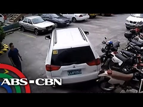 TV Patrol: 'Sudden unintended acceleration' ng Montero Sport