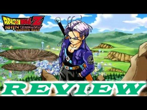 Dragon Ball Z Shin Budokai Another Road REVIEW