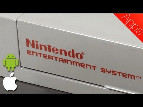 Emulador de Nintendo online #iOS #Android