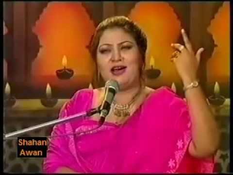 Dushman Mare Te Khushi Na Kariye {saif-ul-malook} - Saima Jehan video