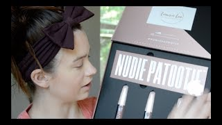 NUDIE PATOOTIE BUNDLE REVIEW | LAURA LEE LOS ANGELES