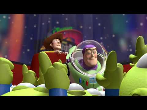 Toy story extrait le grapin youtube - Cochon de toy story ...