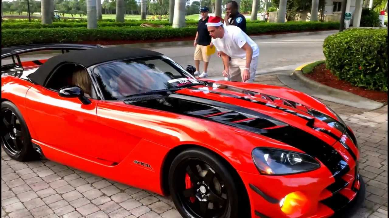 Dodge Viper Acr Convertible Wow Youtube