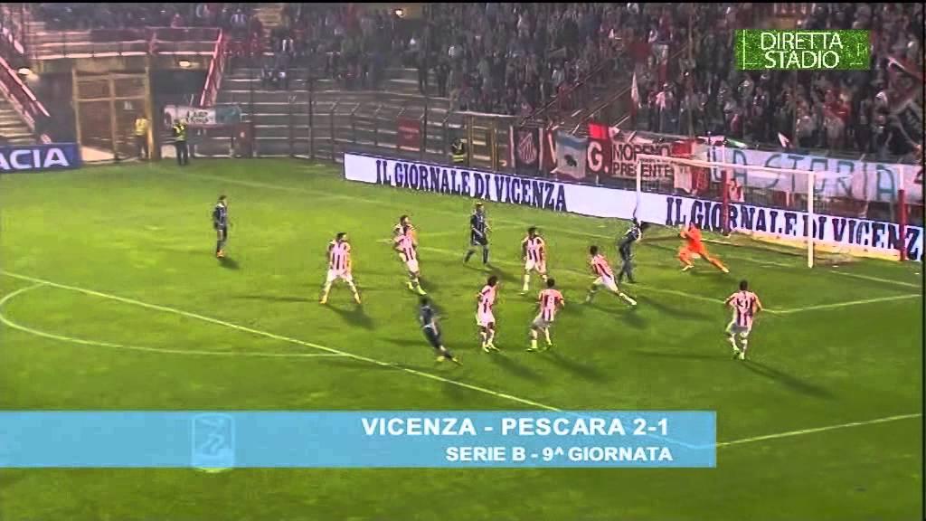 Vicenza 2-1 Pescara
