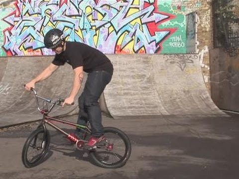 How To Do A Fakie On A BMX