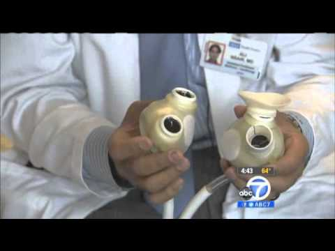 artificial heart at UCLA