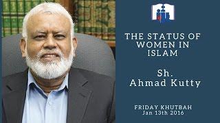 Ahmad Kutty-The Status of Women in Islam