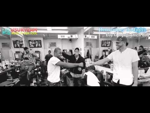 Karaoke+Engsub+Vietsub The Fighter - Gym Class Heroes ft. Ryan...