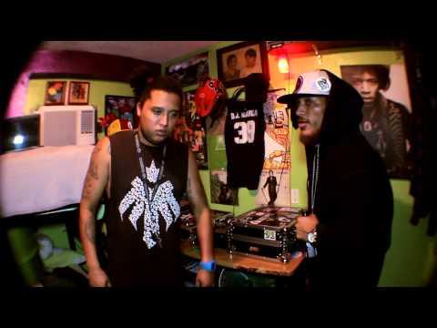 REVOLUCION 357 & DJ MANGA (en vivo) - fiestas y funerales (full hd)