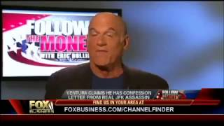 Jesse Ventura Slams FOX News with TRUTH about 9/11
