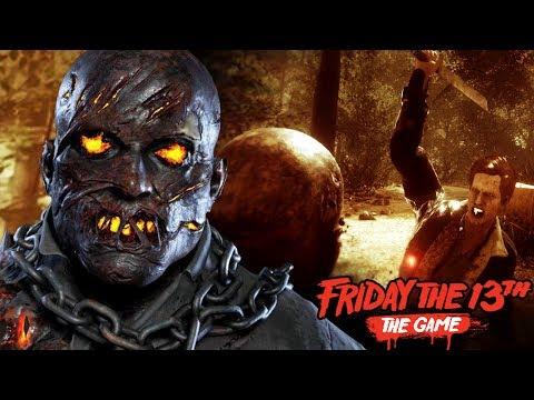 KILLING SAVINI JASON! || Friday The 13th The Game (How To KILL JASON)