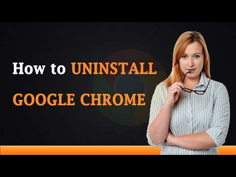 How to Uninstall Google Chrome On Windows 7