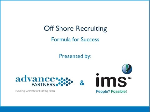 Educational Webinar Offshore Recruiting 20150304 1906 1