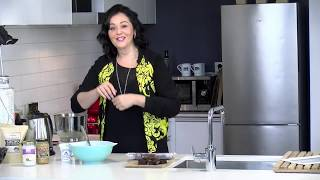 Easy Living With Monique Bradley Making Homemade Chocolate