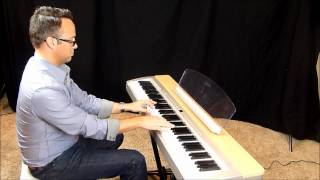 Journey Piano Medley Don 39 T Stop Believing And Open Arms Piano Solo