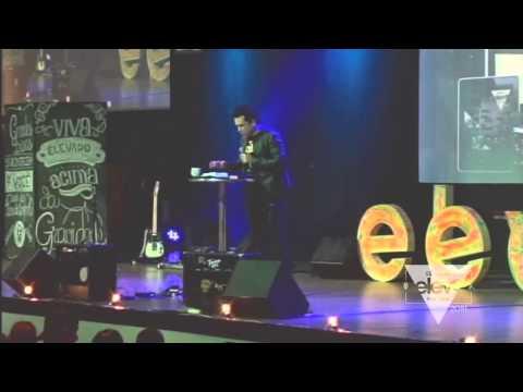 Pastor Lucinho Barreto - Eleve Seu Relacionamento Com O Espirito Santo - Semanaeleve 21 07 2014 video