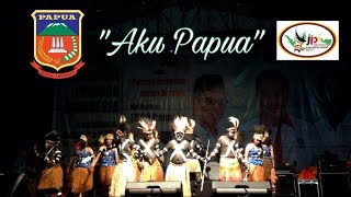 "Download Lagu TERHARU ""AKU PAPUA"" (Peserta JPI 2017 asal Papua) Gratis STAFABAND"
