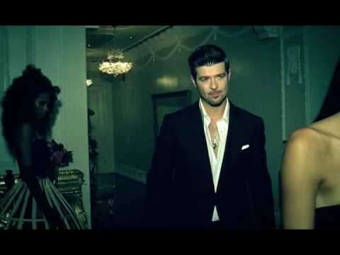 Robin Thicke sex Therapy (official Music Video) | Robin Thicke Music video