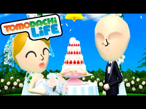 Tomodachi Life: Dracula's Song, Slenderman Wedding, Magic Show Gameplay Walkthrough PART 31 3DS