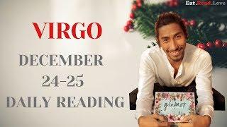 "VIRGO SOULMATE ""DOUBLE D (DESTINY & DEATH)"" DEC 24-25 DAILY TAROT READING"