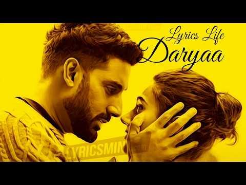 Download Lagu  DARYAA | s | Manmarziyaan | Shahid Mallya | Ammy Virk Mp3 Free